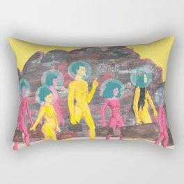 Departure Rectangular Pillow