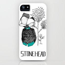 StoneHead iPhone Case
