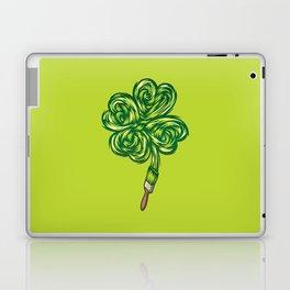 Clover - Make own luck Laptop & iPad Skin