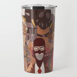 what spy hates the most Travel Mug