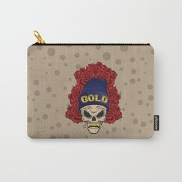 MAD SKULL GOLD Carry-All Pouch