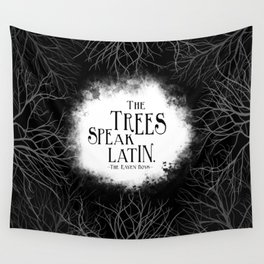 The Raven Boys Quote Wall Tapestry