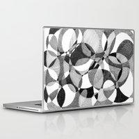 doodle Laptop & iPad Skins featuring Doodle by DeMoose_Art
