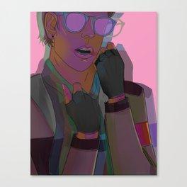fashion shades Canvas Print