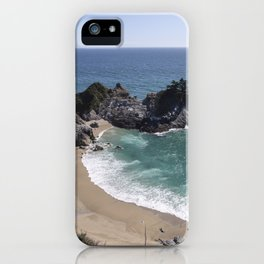 McWay Falls, Big Sur California iPhone Case