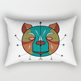 BEAR BEAR Rectangular Pillow