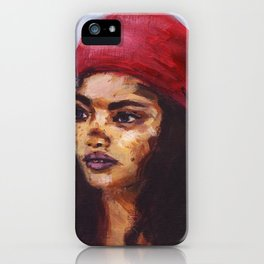 Overthere iPhone Case