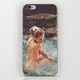 The Spa iPhone Skin