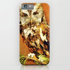 How Now Brown Owl iPhone 6s Slim Case