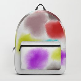 color - abstract Backpack
