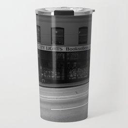 City Lights Booksellers Travel Mug