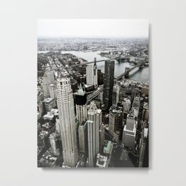 New York 2 Metal Print