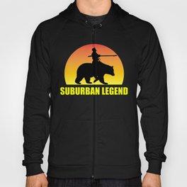 Suburban Legend Sunset Hoody