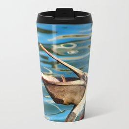 Big Mouth Pelican Travel Mug
