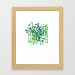 Nature Framed Art Print