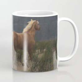 Across the sands Coffee Mug