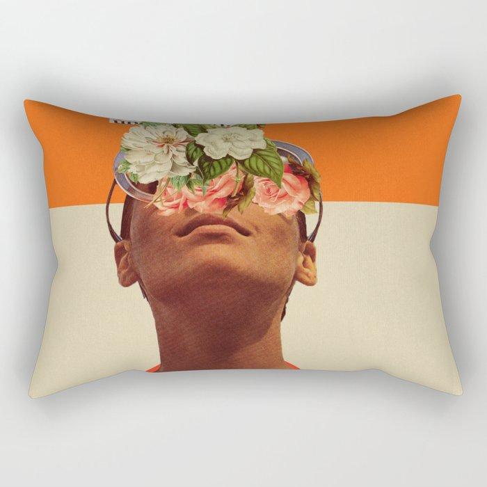 The Unexpected Rectangular Pillow