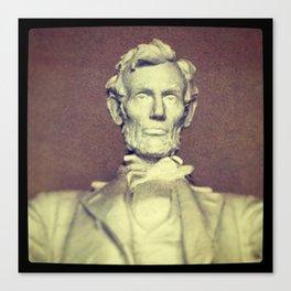 Lincoln Canvas Print