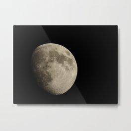 My Moon Metal Print