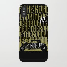 Signs of Faith - King of the Road iPhone Case