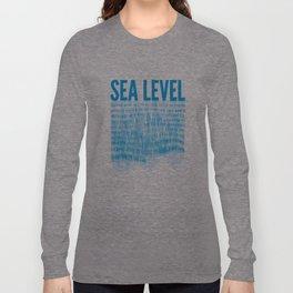 Sea Level Long Sleeve T-shirt