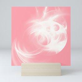 abstract fractals 1x1 reacpw Mini Art Print