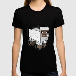MlNECRAFT Sheep T-shirt