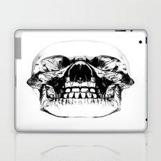 Crystal Skull Laptop & iPad Skin