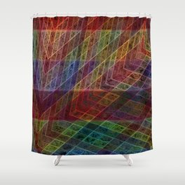 Mitfield Shower Curtain