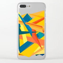 Kites Clear iPhone Case
