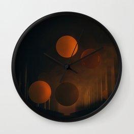 Day 0261 /// Miss(ed) Wall Clock