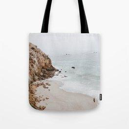 malibu coast / california Tote Bag