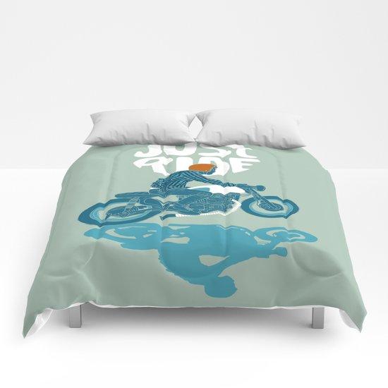 just ride Comforters