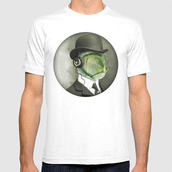 Bowler cabbage T-shirt