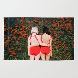 Girl Friends Rug