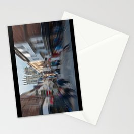 York Minster Busy Town Stationery Cards