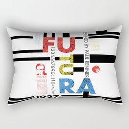 Futura Rectangular Pillow