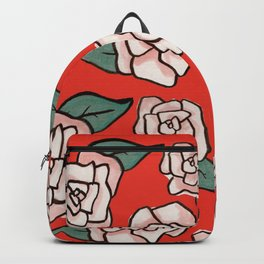 Tuesday Roses Backpack