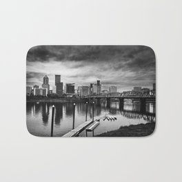 Dismal City Bath Mat