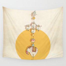 circus 001 Wall Tapestry