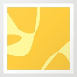 Butterscotch Alert #butterscotch  Art Print