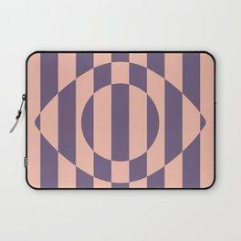 Eye Illusion Laptop Sleeve