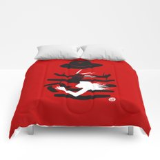 A Nightmare - Red Collection Comforters