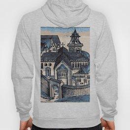 Monastery - Nuremberg Chronicle Hoody