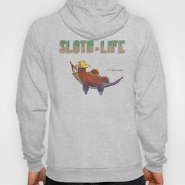 SLOTH LIFE fig. 5. Hoody
