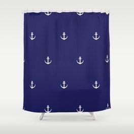Anchor 2 Shower Curtain