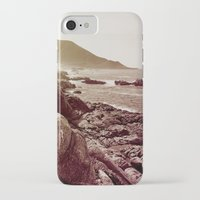west coast iPhone & iPod Cases featuring california west coast by Li-Bro