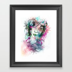 Bride2 Framed Art Print