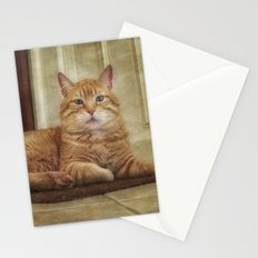 Cattitude Is Everything. Stationery Cards