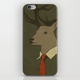 Young Professional  iPhone Skin